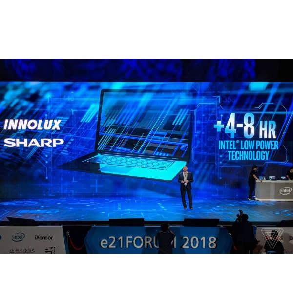 فناوری افزایش عمر باتری لپ تاپ اینتل