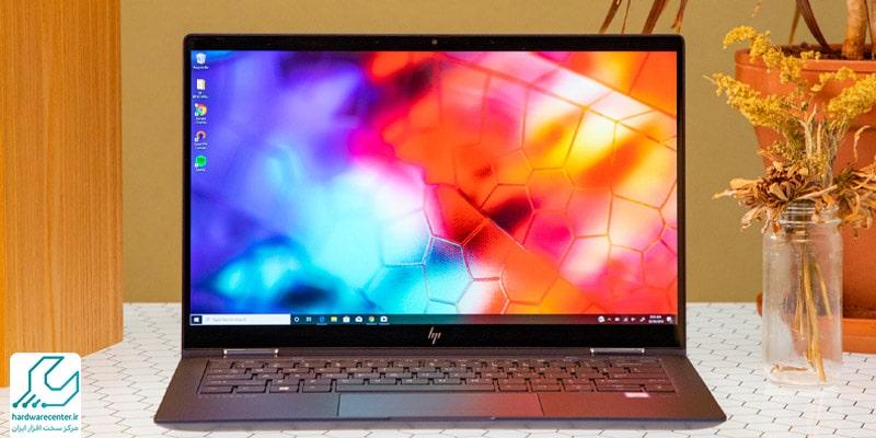 رنگ غیر عادی نمایشگر لپ تاپ